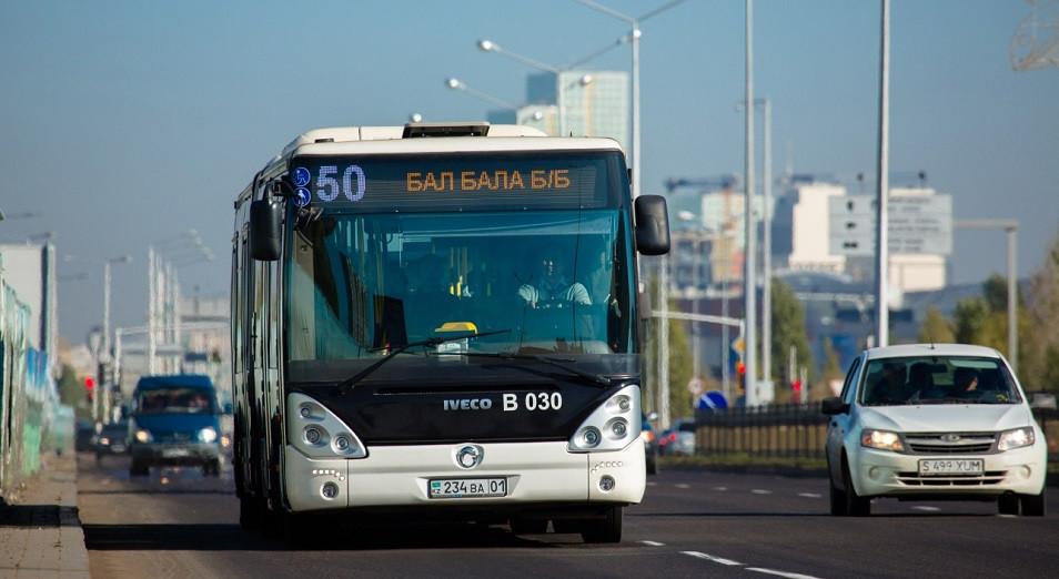 16-17 декабря в Нур-Султане общественный транспорт будет работать в усиленном режиме