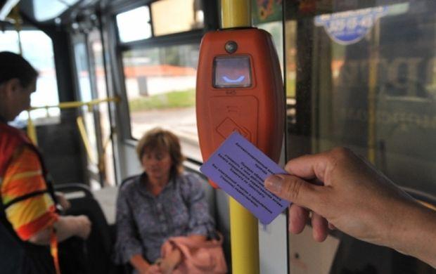 С автобусов бастующих сняли валидаторы в Усть-Каменогорске