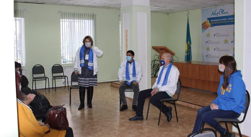 Экологически благополучные условия жизни каждому казахстанцу!