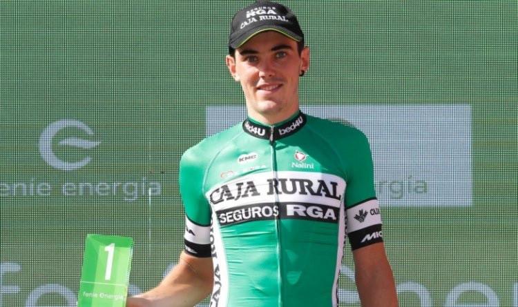 Алекс Аранбуру присоединится к велокоманде «Астана»