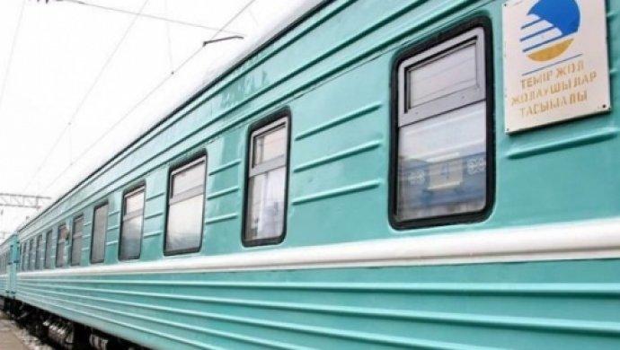 КТЖ: курсирование 3 пассажирских поездов отменили из-за ЧС в Жамбылской области