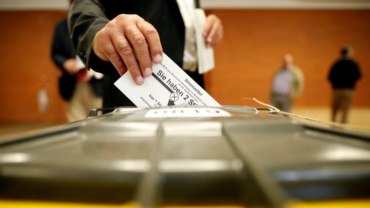 Названа стоимость проведения выборов в бундестаг