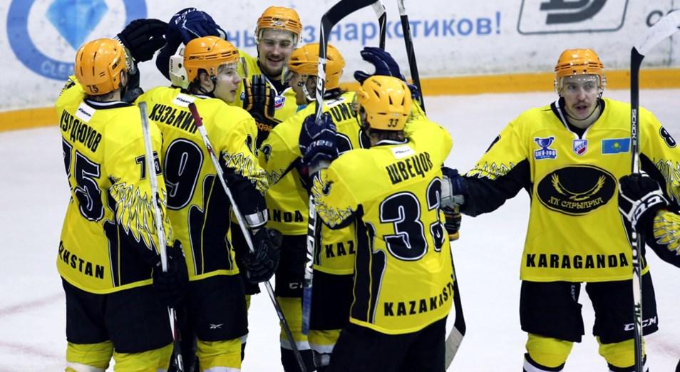 «Сарыарка» и «Торпедо» начнут плей-офф в Питере и в Москве