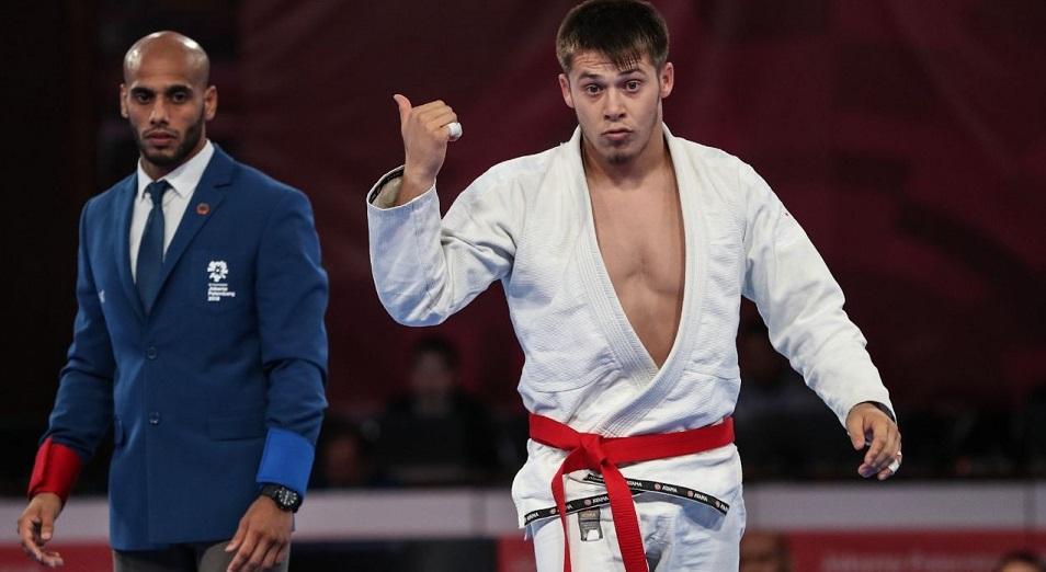 Джиу-джитсудан тағы бір алтын алдық, Джакарта, джиу-джитсу, алтын медаль, Руслан Исраилов