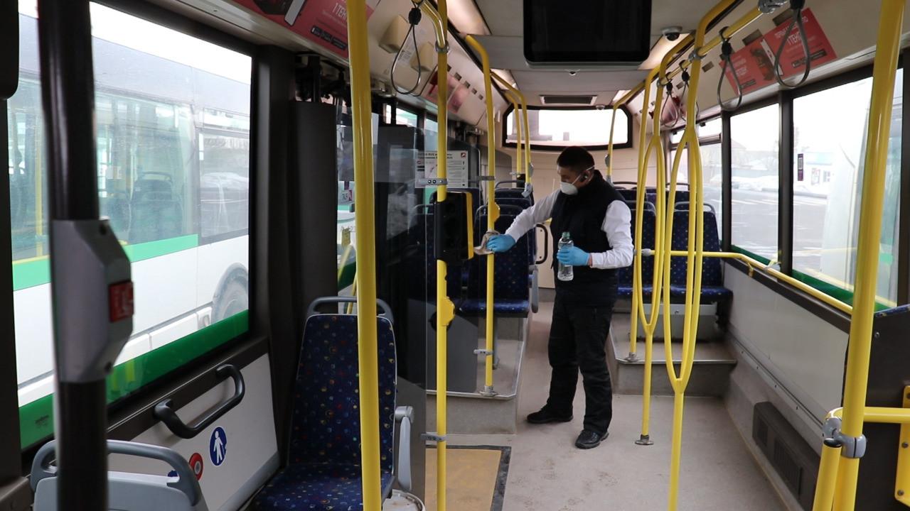 Кызылординских пенсионеров лишили льготного проезда в общественном транспорте