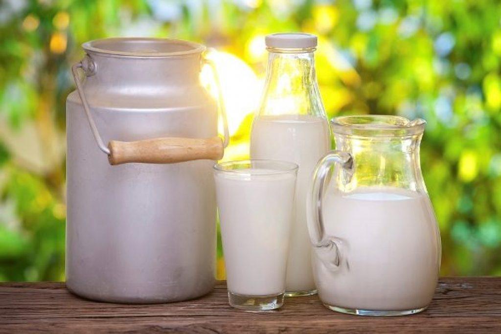Какое молоко нам предлагают?