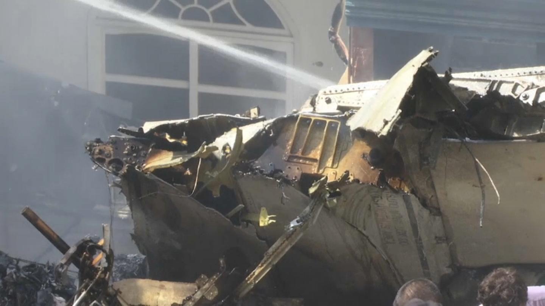 Минздрав Пакистана подтвердил информацию о 97 погибших в авиакатастрофе в Карачи