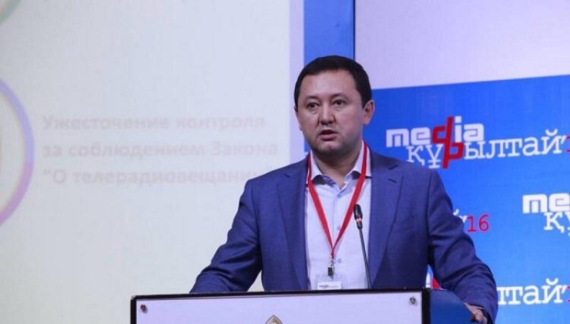 Багдат Коджахметов ушел с поста официального представителя минздрава
