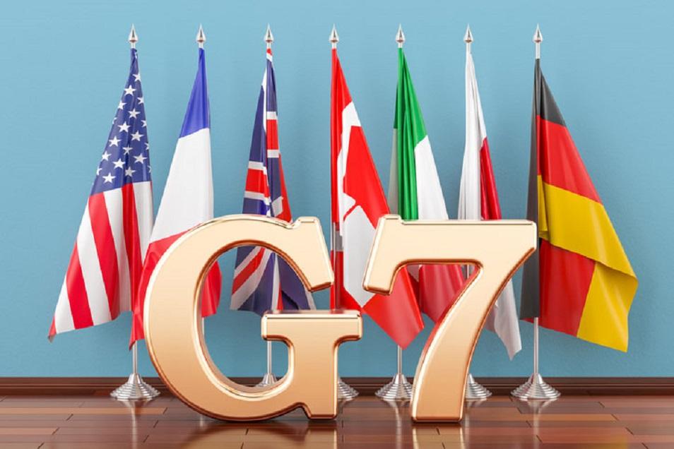 G-7 саммиті өтіп жатыр