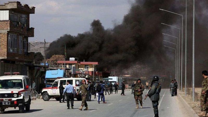 Талибы обстреляли ракетами дипломатический квартал Кабула – СМИ