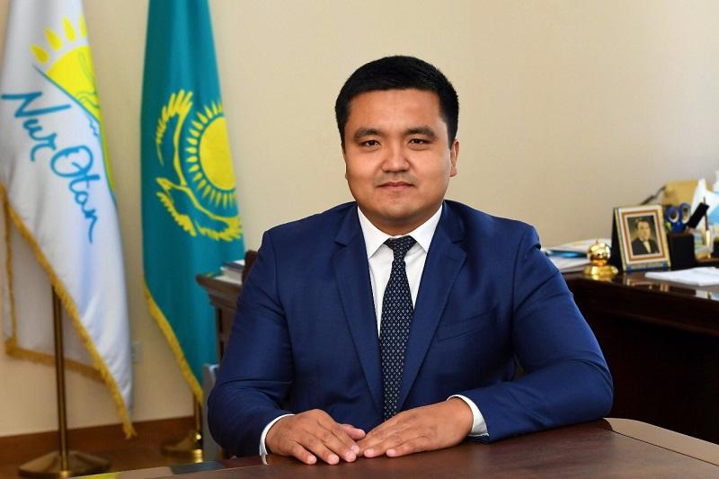 Максат Кикимов назначен заместителем акима города Алматы