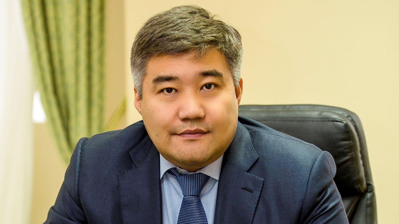 Дархан Калетаев стал первым заместителем руководителя Администрации президента РК