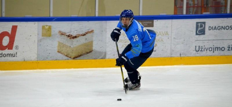 Юниорская команда РК по хоккею одержала вторую победу на ЧМ-2019