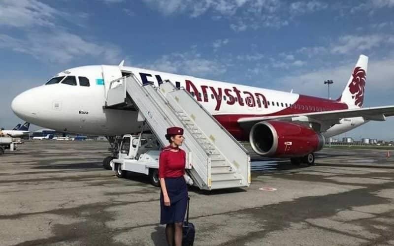 Fly Arystan Қызылорда –Алматы, Қызылорда – Нұр-Сұлтан бағытына билет сатуды бастады