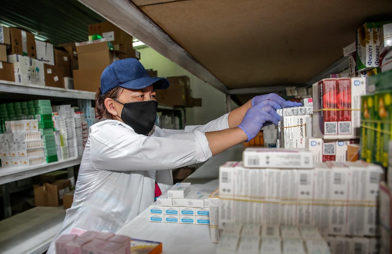 В Атырау доставлена партия дефицитных медикаментов