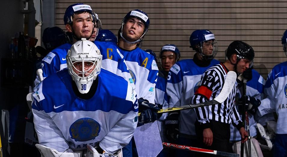 МЧМ-2019: Казахстан в матче за выживание встретится с датчанами, Хоккей, МЧМ по хоккею, молодежная сборная Казахстана по хоккею