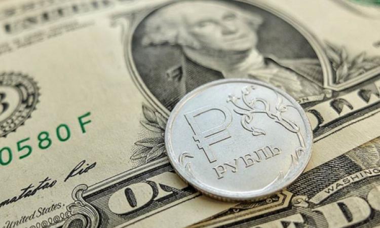 Прогноз по курсу рубля сохраняется в районе 64 рублей за доллар до конца года – Минэкономразвития РФ
