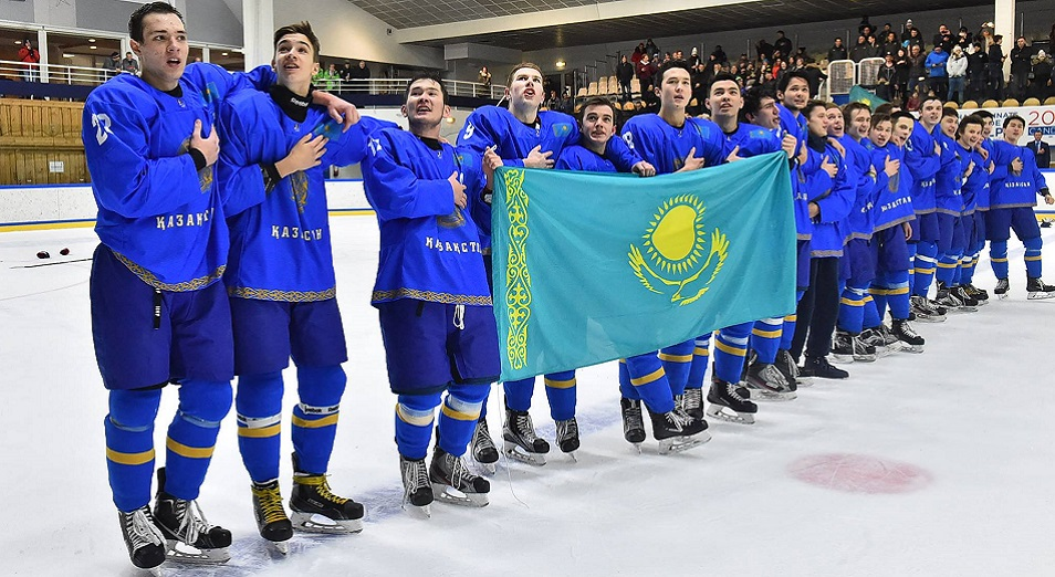 Жас хоккейшілер әлем чемпионатында бақ сынайды, шайбалы хоккей, Қазақстан жастар құрамасы, әлем чемпионаты