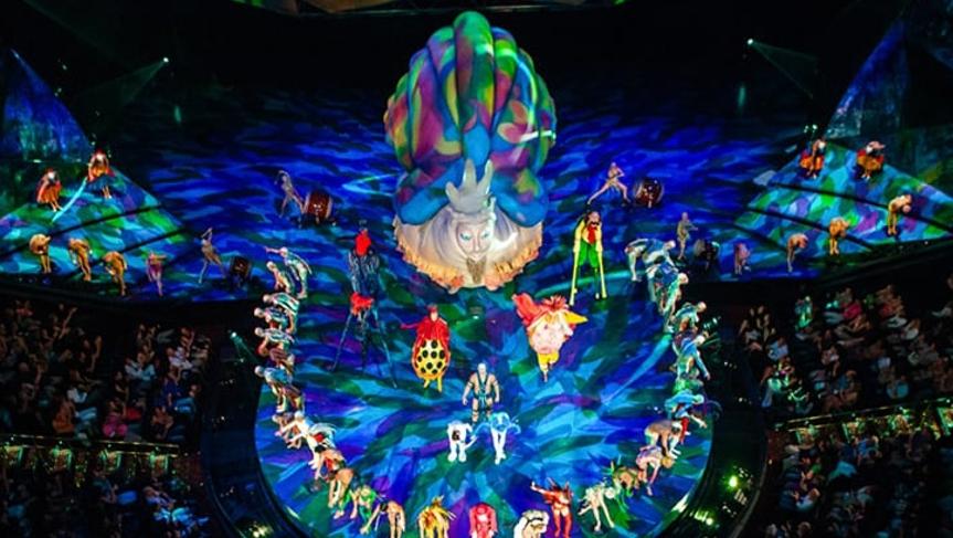 Cirque du Soleil пандемия салдарынан банкротқа ұшырады