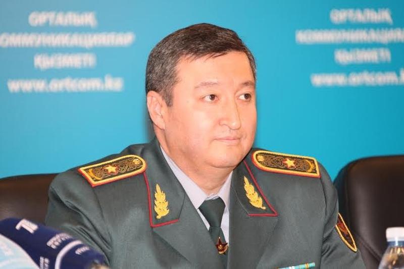 Досье: Алтынбаев Муслим Мухтарович , Заместитель министра обороны РК