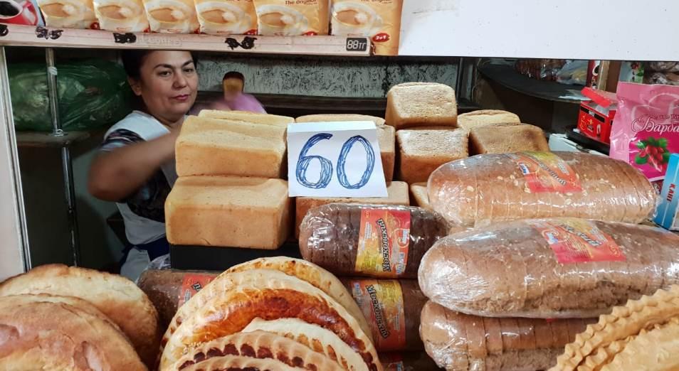 В Шымкенте на 10 тенге подорожал социальный хлеб
