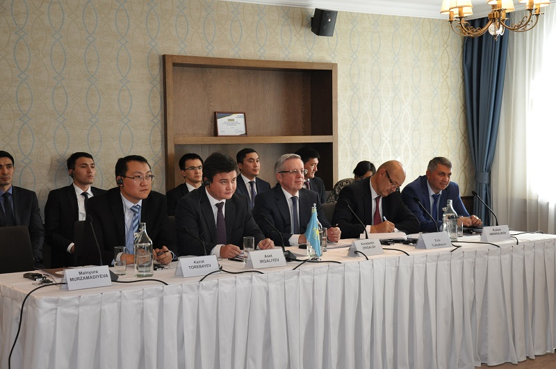 Казахстан и Испания намерены наращивать товарооборот,