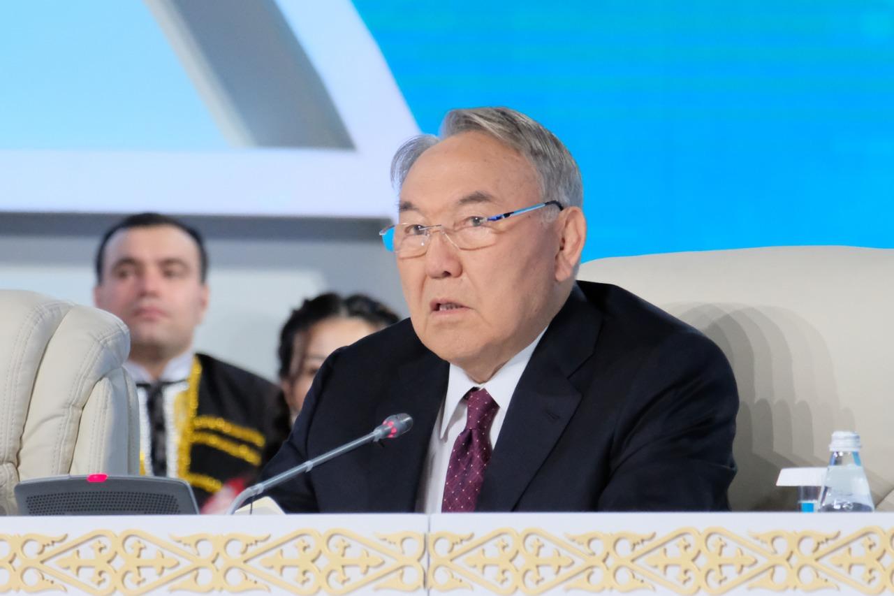 """Нурсултан Назарбаев: """"Время неумолимо, и мы должны меняться"""""""