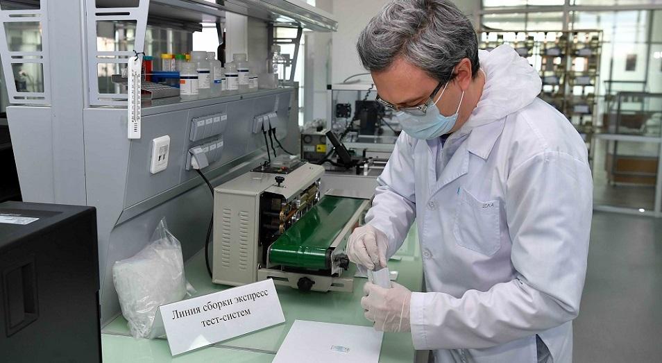 Кто в Казахстане может бесплатно сдать тест на коронавирус