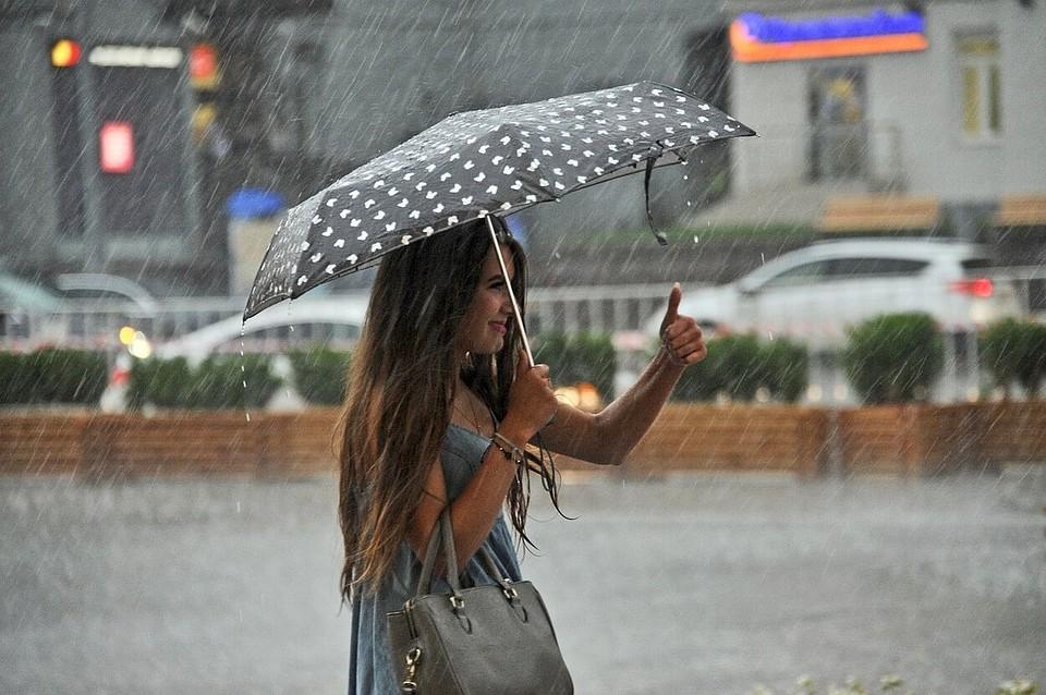В среду Казахстан накроют дожди