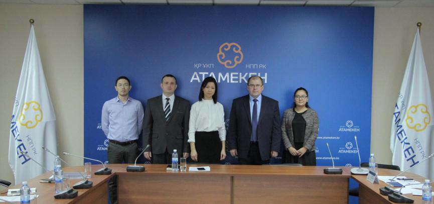 Казахстанский опыт электронной сертификации товаров намерены перенять белорусские коллеги