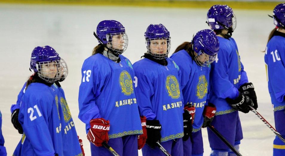Женский ЧМ-2019: Казахстан в этом году не поднимется в классе, Хоккей, Спорт, Женская сборная Казахстана по хоккею, ЧМ-2019 по хоккею