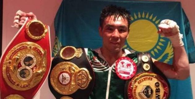 26 жастағы қазақ боксшысы сегізінші жекпе-жегін де жеңіспен аяқтады
