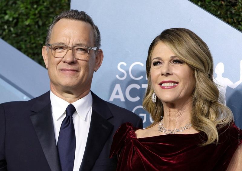 Заразившихся коронавирусом Тома Хэнкса и его супругу выписали из больницы
