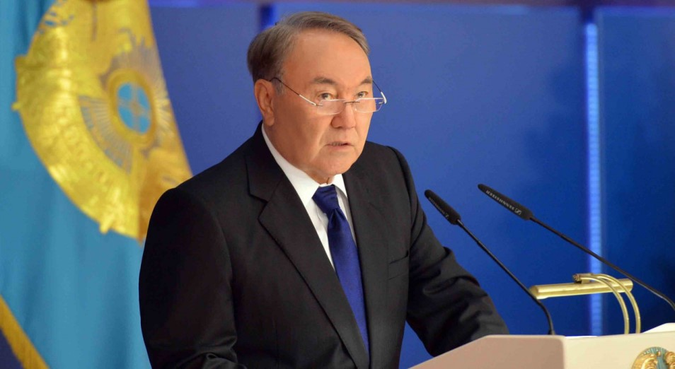 Нурсултан Назарбаев предложил провести диалог четырех стран