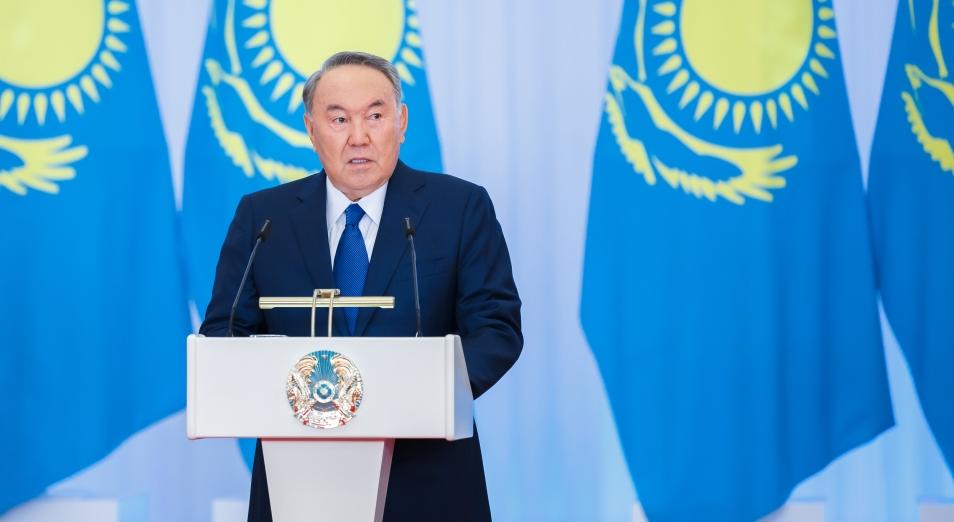 Нурсултан Назарбаев пожелал казахстанцам духовной силы