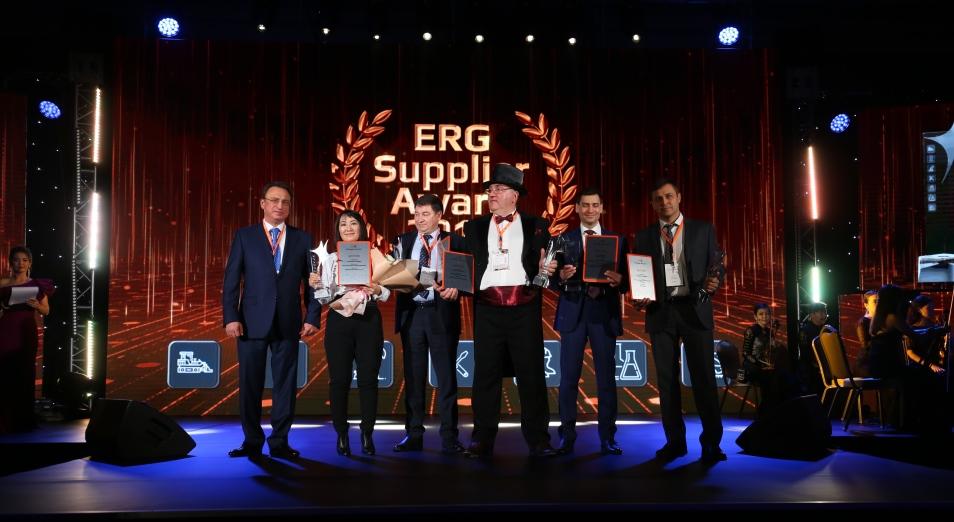 ERG определила лучших поставщиков