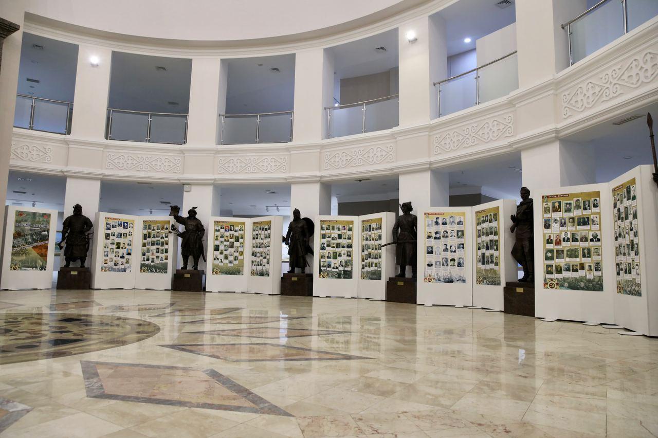 Әскери-тарихи мұражайға Польшада жерленген 50-ден астам қазақстандық жауынгердің тізімі тапсырылды