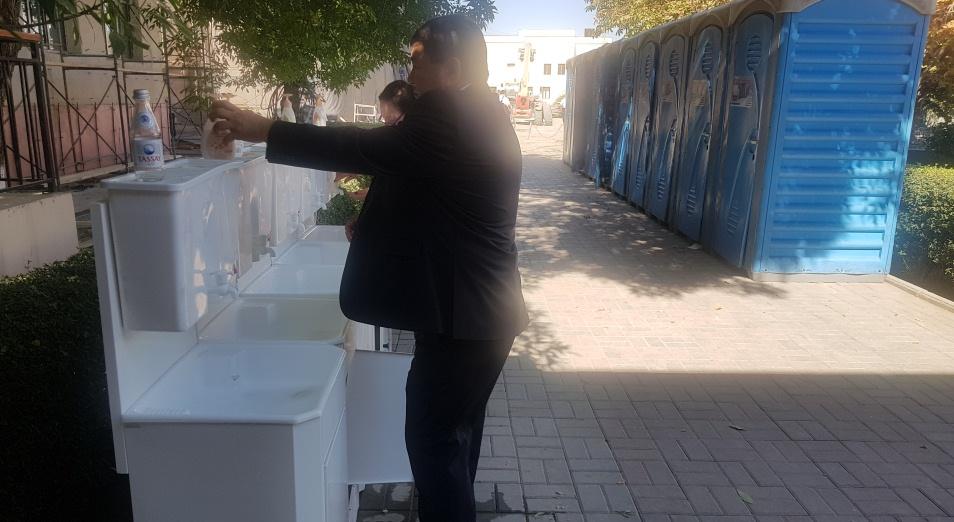 Туротрасли нужна туалетная революция, туризм, Туркестан, Инфраструктура, туалеты, KazakhTourism