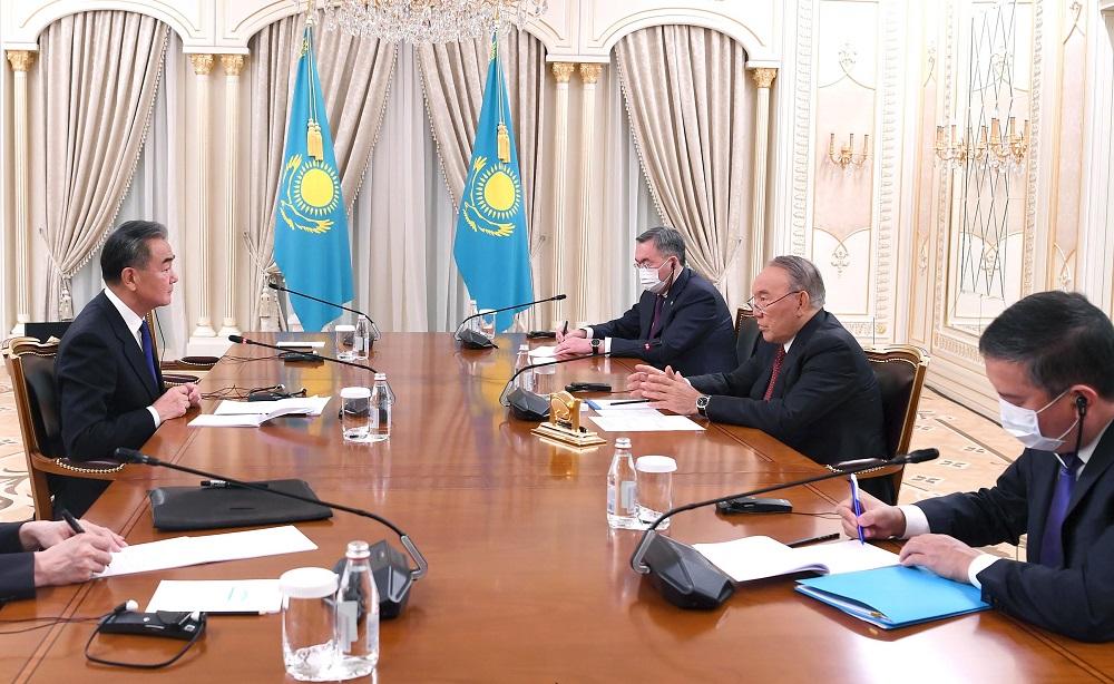 В Казахстане высоко ценят дружбу с Китаем – Нурсултан Назарбаев