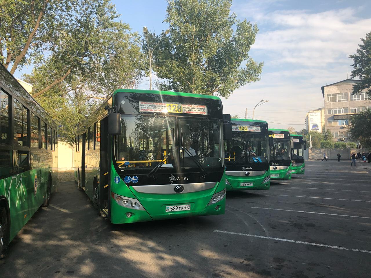 Бауыржан Байбек проверил темпы реконструкции транспортной инфраструктуры города, Бауыржан Байбек, Алматы, Автобусы, транспорт, Пассажирские перевозки, Инфраструктура