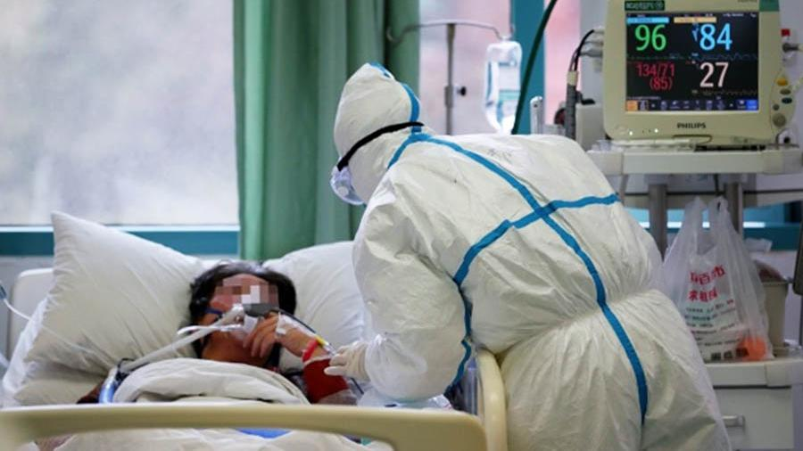 Алматыда коронавирус жұқтырған 331 науқас жансақтау бөлімінде жатыр