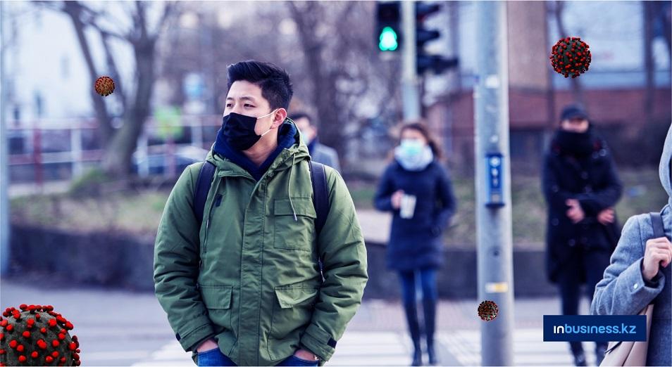 Коронавирус в Казахстане: прирост заболеваемости увеличился