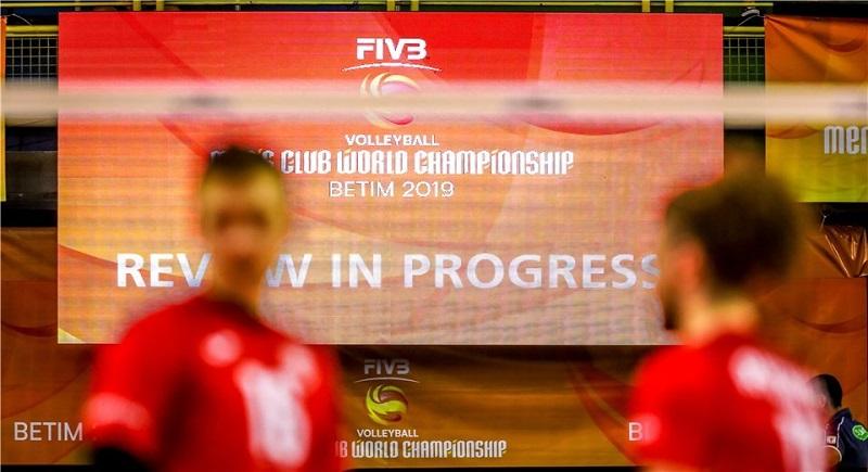 Отменен ЧМ по волейболу среди клубных команд
