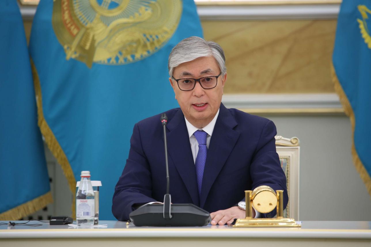 Президент Токаев выступит с посланием народу