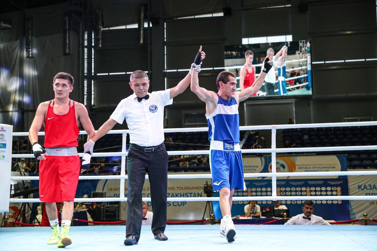 Мужская команда РК по боксу завершила Кубок Президента с 18 медалями