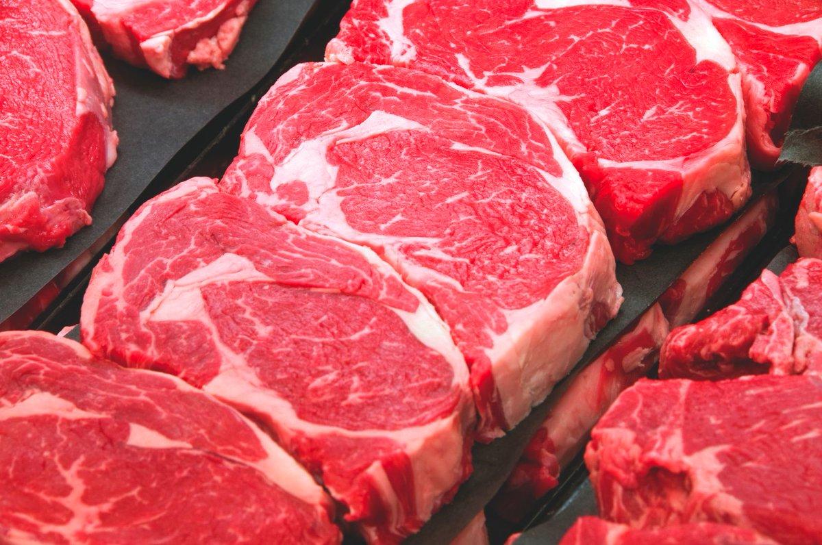Казахстан в I квартале 2019 года увеличил экспорт мяса в 2,7 раза