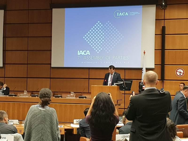Шпекбаев: В Казахстане последние два года наблюдается снижение коррупционных правонарушений, Шпекбаев, коррупция,  Агентства РК по делам государственной службы и противодействию коррупции, МАКА