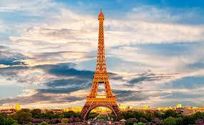 Парижде Эйфель мұнарасының 130 жылдығы атап өтілді , Париж, Эйфель мұнарасы, отшашу