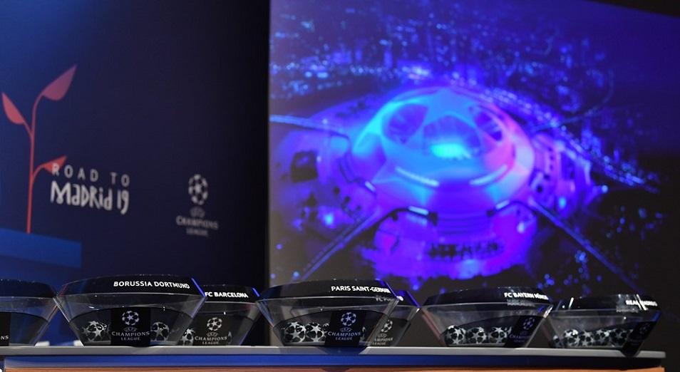 Чемпиондар лигасы мен Еуропа лигасының жеребесі тартылды, футбол, Чемпиондар лигасы, Еуропа лигасы, футболдан UEFA лигасы