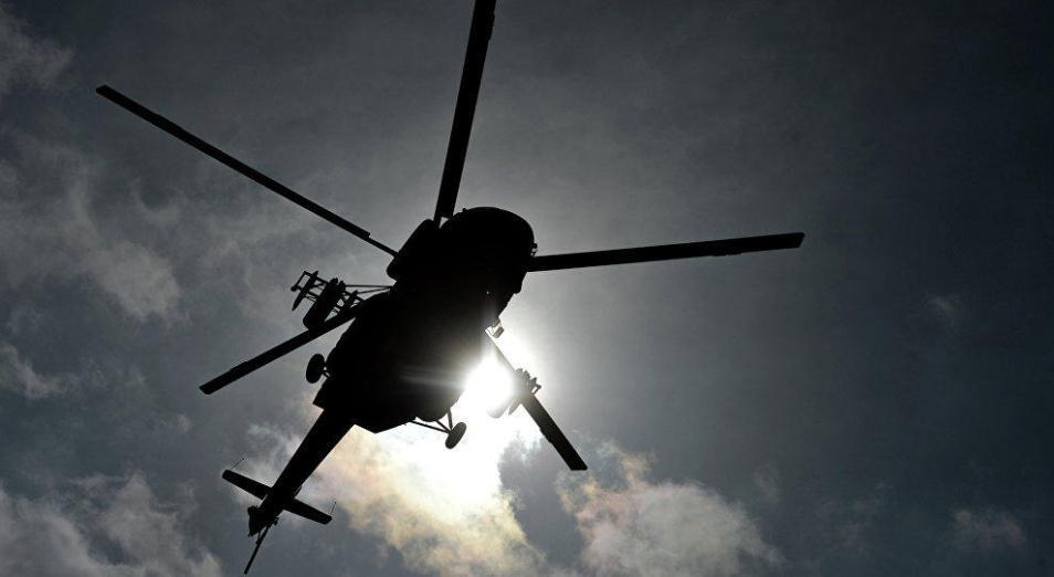 В результате крушения вертолета Минобороны РК погибли все 13 находившихся на борту военнослужащих